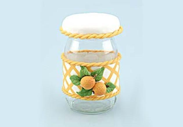 12 best frascos de vidrio decorados images on pinterest - Frascos de vidrio decorados ...