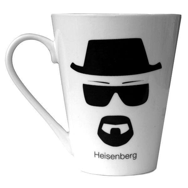 taza heisenberg
