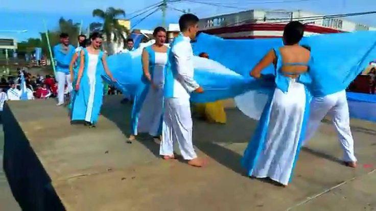 HIMNO NACIONAL ARGENTINO-COREOGRAFIA