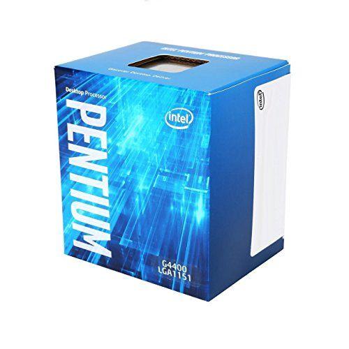 Intel Pentium G4400 BX80662G4400 Prozessor (3,30 GHz, 3 MB Intel Smart-Cache) #Intel #Pentium #Prozessor #GHz, #Smart #Cache)