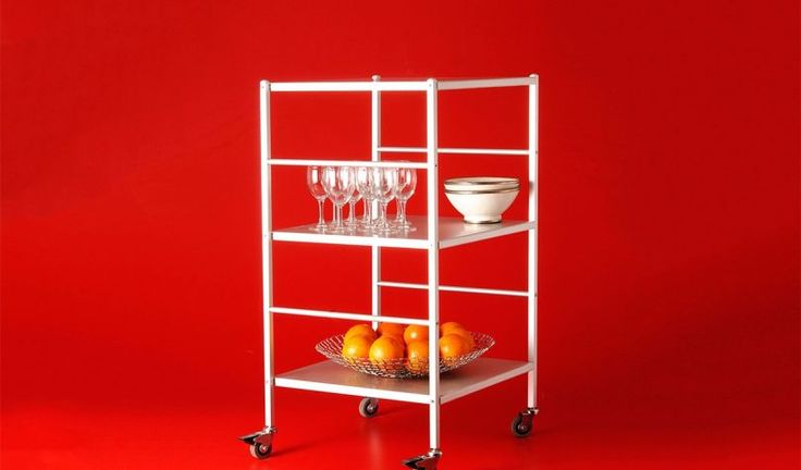 KRIPTONITE Trollies Shelves | Luxury Furniture | Eurooo.com #KRIPTONITE #Trollies #Shelves #foodtrolley #aluminium #kitchen #kitchensupplies #kitchenfurniture #diningroom #LuxuryFurniture #Eurooo