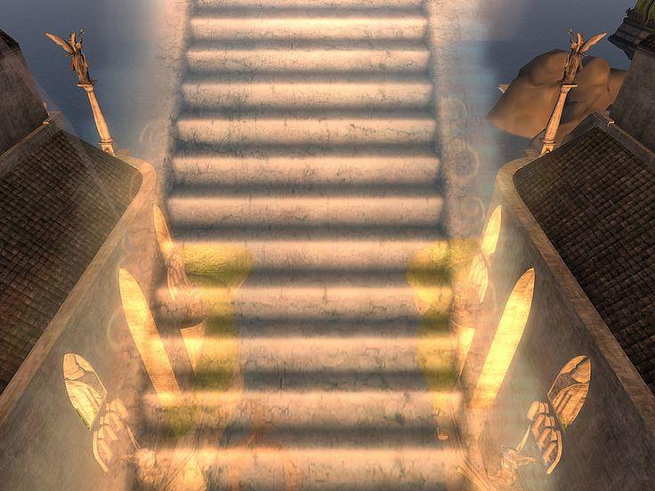 Stairway. Denied.
