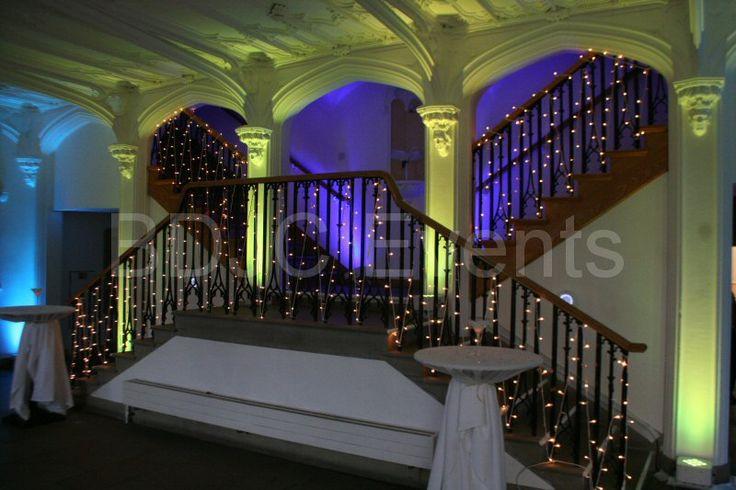 Wedding Fairy Lights Hire - Hertfordshire, Buckinghamshire, Bedfordshire, Cambridgeshire  #bdjcevents #eventlighting #partylighting #venuedressing #ledtablecentres #paperlanterncanopy