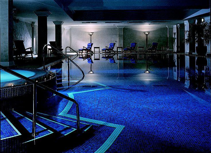 Our stunning spa facilities, time to relax!