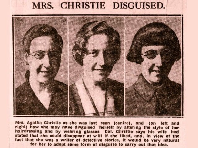 The Lady Vanished: The Mysterious 1926 Disappearance of Agatha Christie