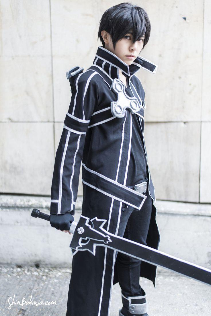 kirito cosplay - Google Search | Sword Art Online Cosplay ...