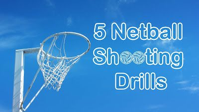 NetballDrillsZone: Top 5 Netball Shooting Drills