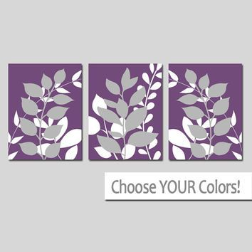 Gray Wall Art best 25+ purple wall art ideas on pinterest | purple printed art