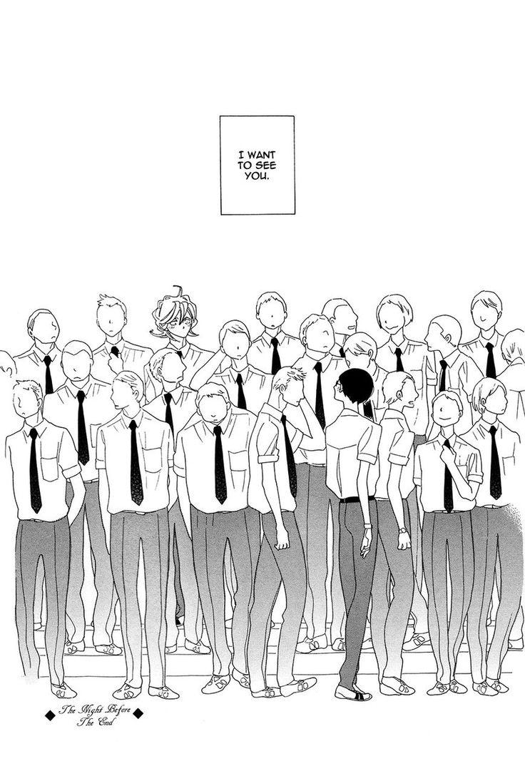 Doukyuusei (NAKAMURA Asumiko) Vol.1 Ch.7 Page 10 - Mangago