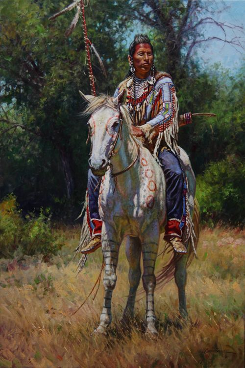 2013 Cowboy Artists of America > Martin Grelle