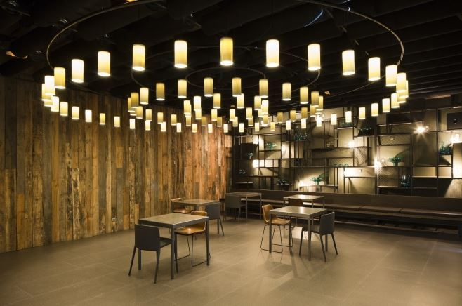 ECC Lighting and Furniture. Manufacturers. Cirio Circular