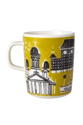 Helsinki mug by marimekko