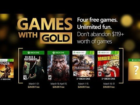 HOW TO GET FREE GAMES ON XBOX ONE / XBOX 360 (2017) (WI…