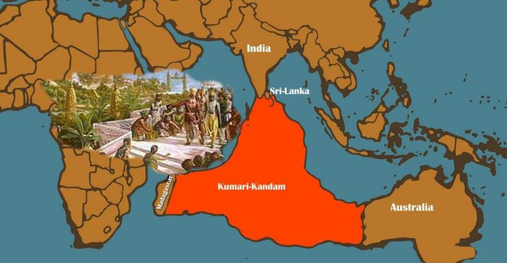 According to many of the ancient extant Tamil literature and some of the Sanskrit literature, Kumari Kandam is the legendary sunken continent, which was ruled by Pandiyan Kings for thousands of years, before getting submerged in the Indian Ocean.
