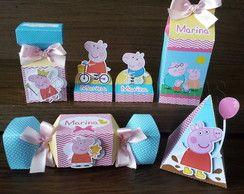 Kit Personalizado Peppa Pig
