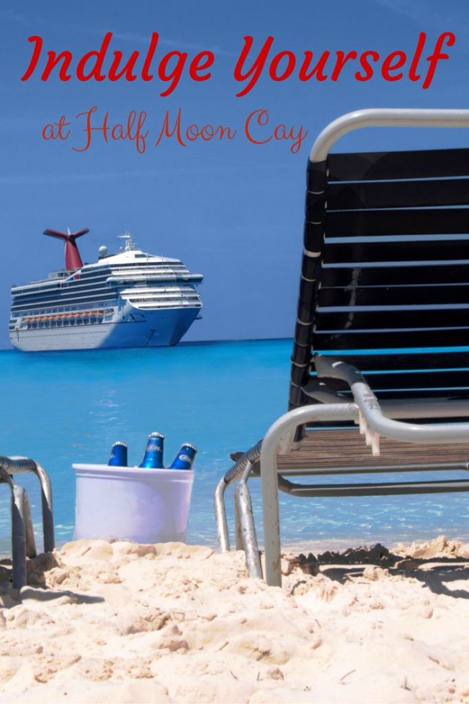 Indulge Yourself at Half Moon Cay