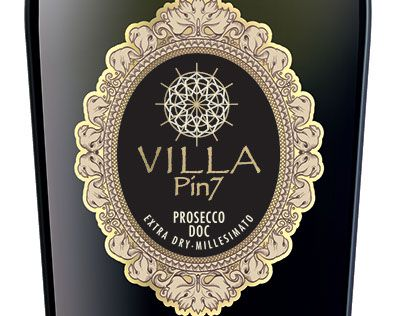 """Check out new work on my @Behance portfolio: """"Villa Pin 7 Prosecco Extra Dry Millesimato Magnum"""" http://be.net/gallery/59181763/Villa-Pin-7-Prosecco-Extra-Dry-Millesimato-Magnum"""