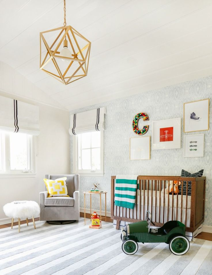 35 Wonderful Nursery Design Ideas