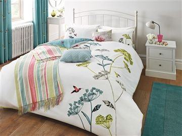 Hummingbird Print Bedding Next Deco Bed Bed Linen