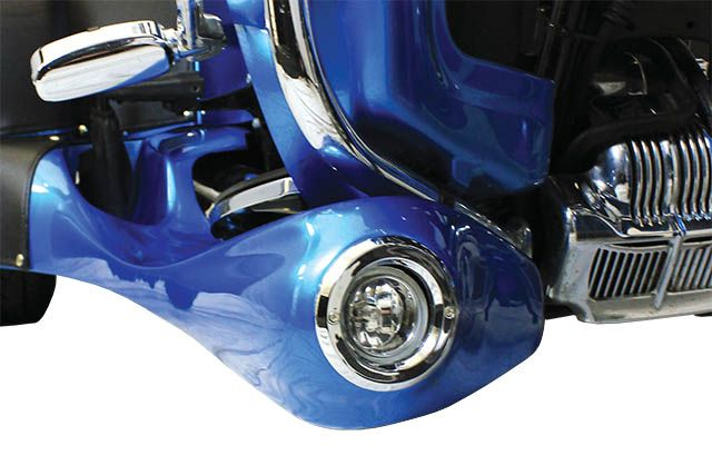 Harley Davidson Tri Glide >> Trike Running Boards Harley | Motor Trike Accessories for ...