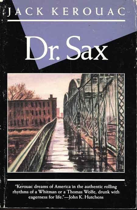Dr. Sax by Jack Kerouac