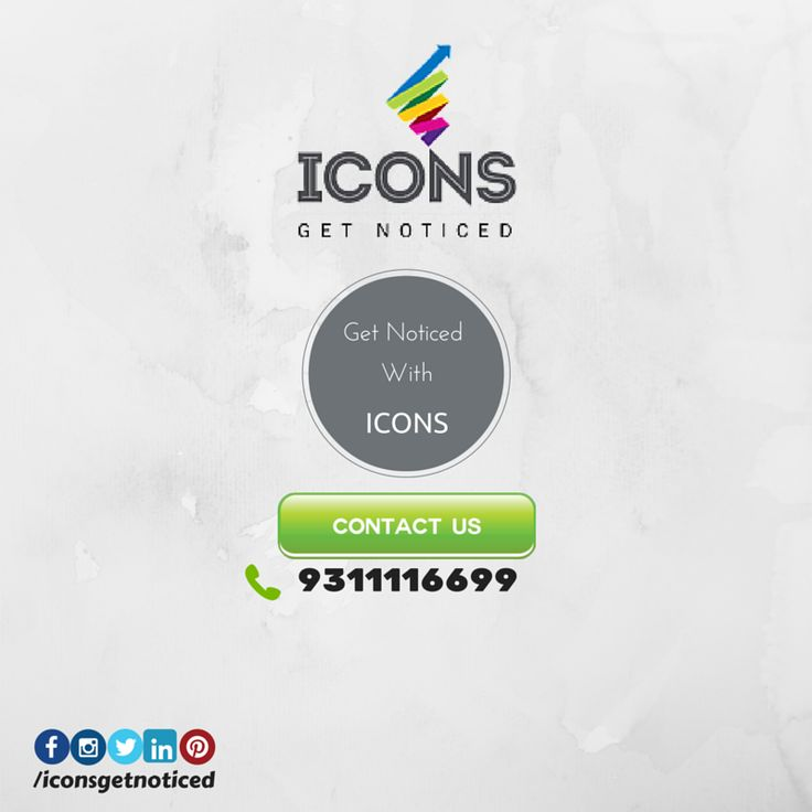 To Get Noticed... Contact us: 9311116699 Visit us: www.icons.co.in ‪#‎iconsgetnoticed‬ ‪#‎contactus‬ ‪#‎visitus‬ ‪#‎getnoticed‬ ‪#‎gurgaon‬ ‪#‎rapidmetro‬