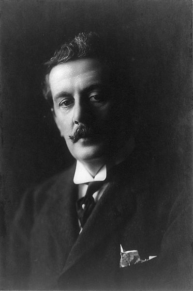 """Puccini (Madame Butterfly) Puccini based his opera in part on the short story """"Madame Butterfly"""" (1898)"""