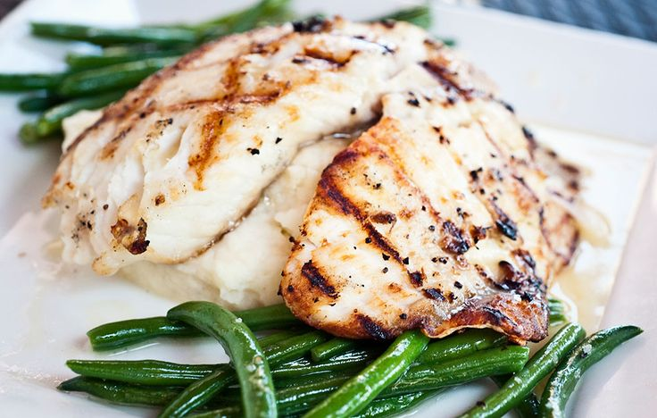 Tilapia, a firm whitefish that is quite versatile in the kitchen, is usually farm-raised, making it a very sustainable seafood choice.