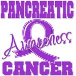 Pancreatic Cancer Awareness Shirts, apparel and gifts by hopedreamsdesigns.com