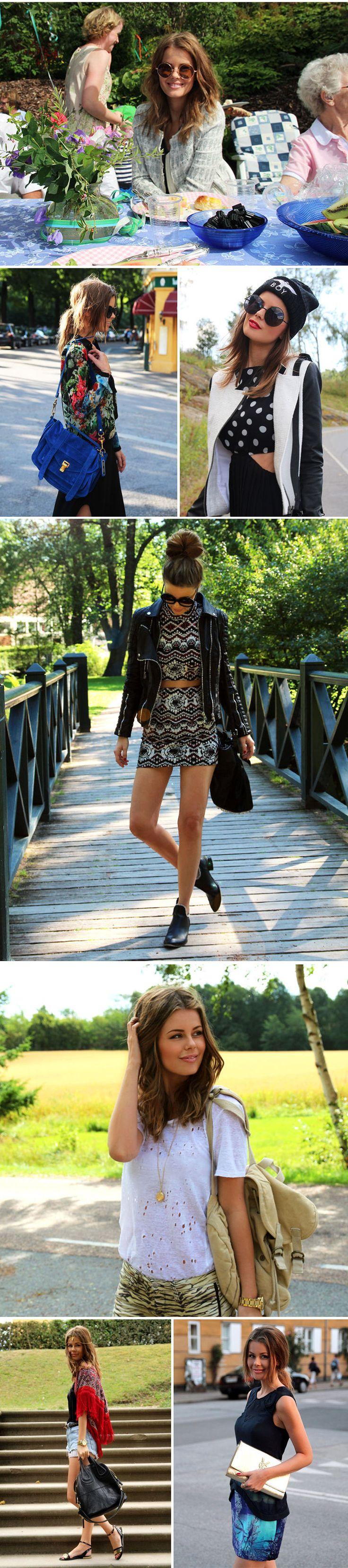 nettenestea annette haga sommer outfit inspo antrekk klær mote blogg moteblogg inspirasjon juli 2014