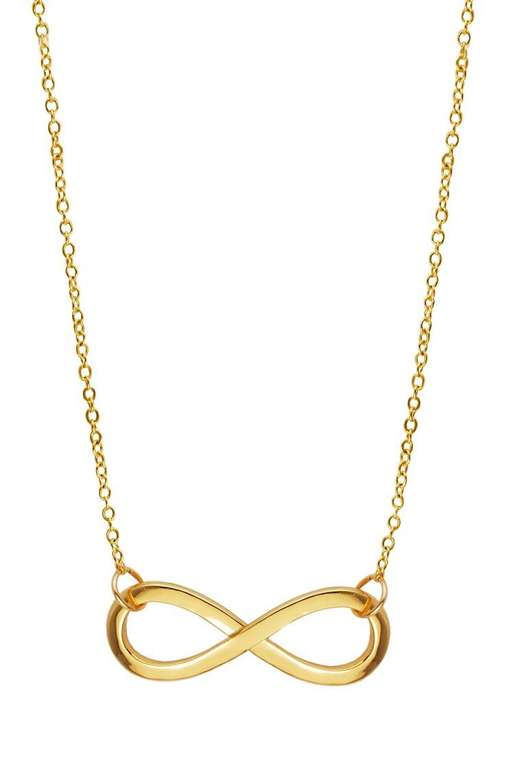 Infinity necklace <3