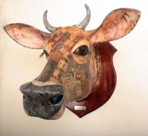 Rebecca Hossack » Jersey Bull(low res)