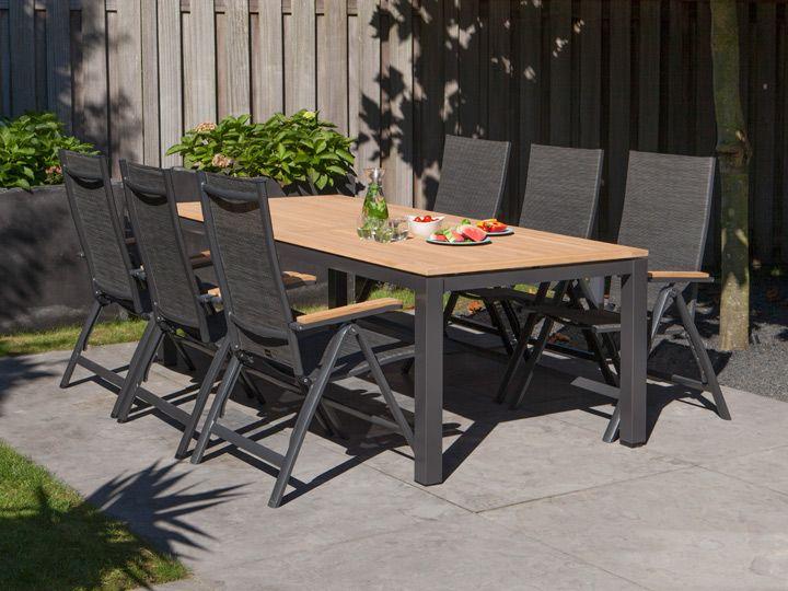 Terrassenmöbel alu  Die besten 25+ Gartenstuhl hochlehner Ideen auf Pinterest ...