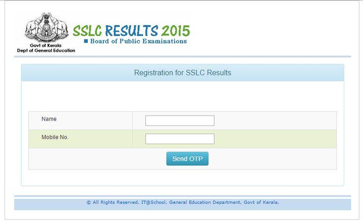 2015 Kerala State SSLC Examination Result Kerala SSLC 2015 Result Online Kerala SSLC 2015 Result on mobile app results.itschool.gov.in   Kandathum Kettathum - Kerala God's Own Country Information, News, Photos, Videos, Travel Guide