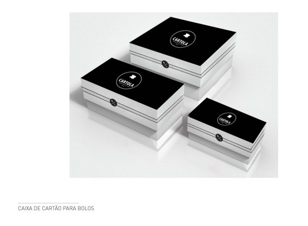 Identidade Café Cartola on Behance