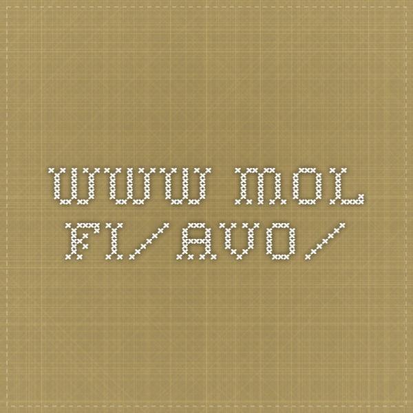 www.mol.fi/avo/  Ammatinvalinta edessä? TE-palveluiden AVO- ohjelma auttaa alkuun.