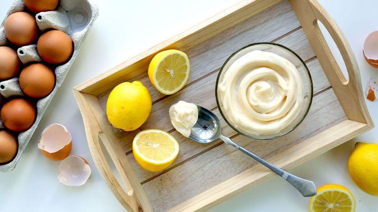 Blesková domácí majonéza