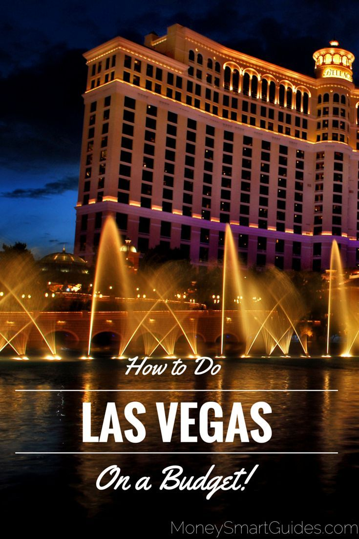 Visitors arrive from all over the world to see the shows, do some serious gaming and take advantage of the low prices. Even the luxury hotels in Las Vegas offer budget prices, so you can visit the city and enjoy world-class entertainment on a small vacation budget. http://www.moneysmartguides.com/las-vegas-on-a-budget