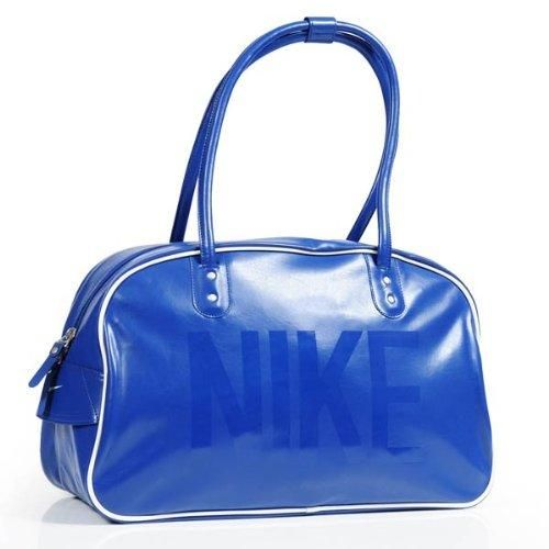 Oferta: 36€. Comprar Ofertas de NIKE Bolso bandolera Heritage AD,  - drenched blue/sail/sail, BA4355-411 barato. ¡Mira las ofertas!