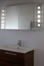 25 beste idee n over badkamer spiegelkast op pinterest for Spiegelkast 50 cm breed
