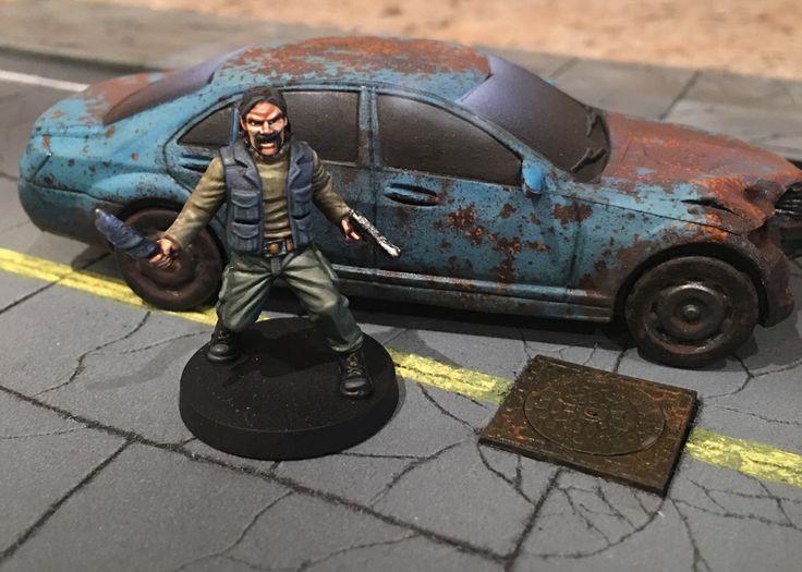 157 Best Games Walking Dead Images On Pinterest Miniatures