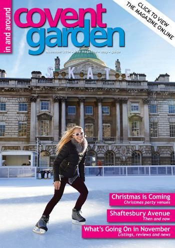 In and Around Magazine - November issue http://goo.gl/SHn5EK