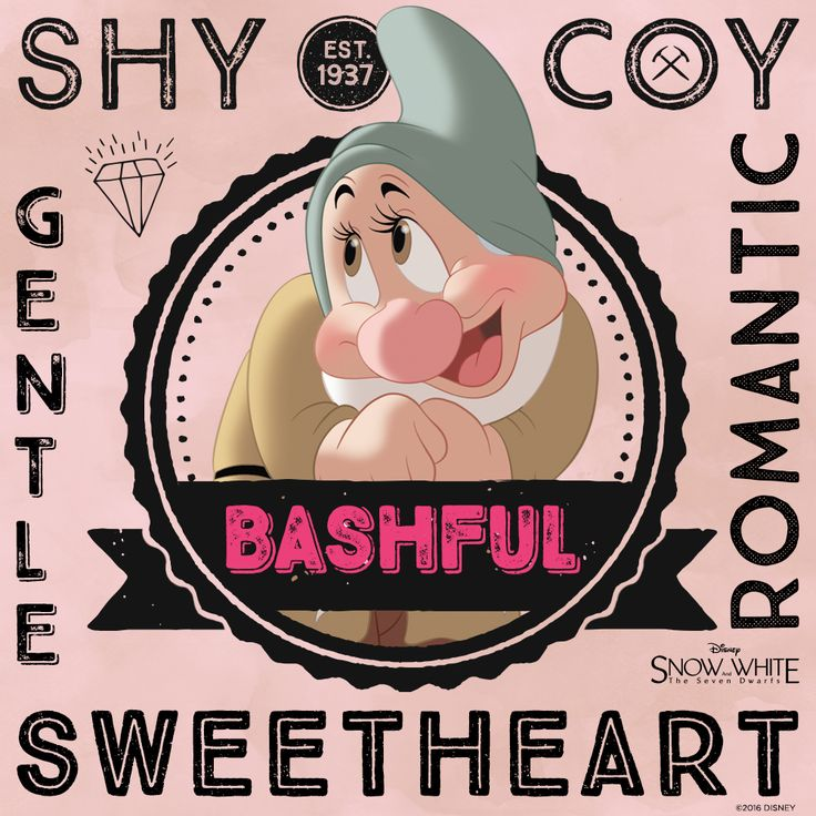 Meet Bashful | Snow White and the Seven Dwarfs