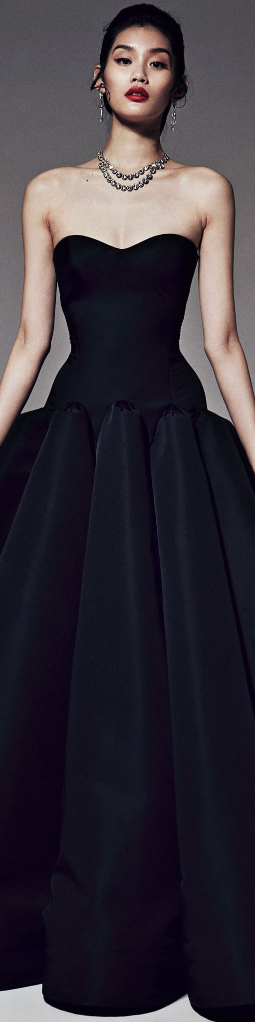 Golden Globes Dress: Worn by Sofia Vagara - Zac Posen Pre-Fall 2014