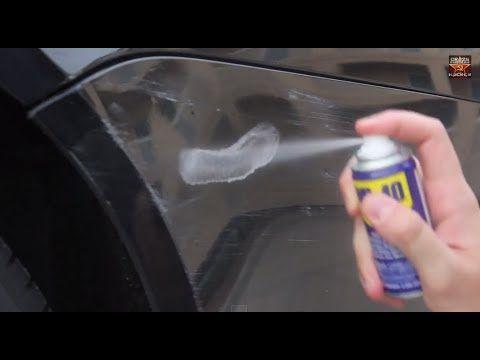 Heb je wat krassen op je auto? Met dit hulpmiddel heb je de de krassen binnen…