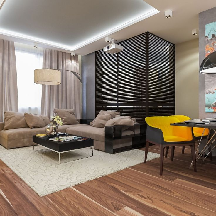 High Quality Apartment In Moscow By Interierium