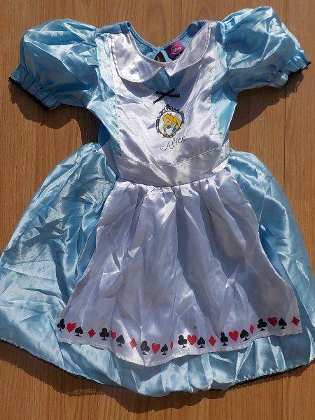 3dd4ffb9d642 Prodám - karnevalový kostým ŠATY ALENKA V ŘÍŠI DIVŮ DĚVEČK