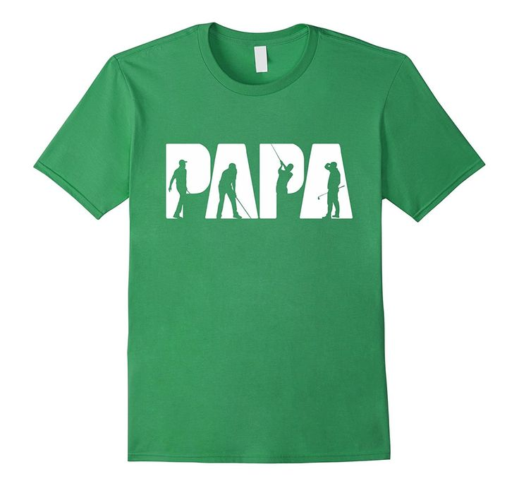 Golf Papa T-shirt For Men- Golf Gifts For Father's Day