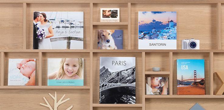 Produktübersicht   CEWE FOTOBUCH Formate & Einbände