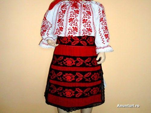 costum popular fetite - 419704